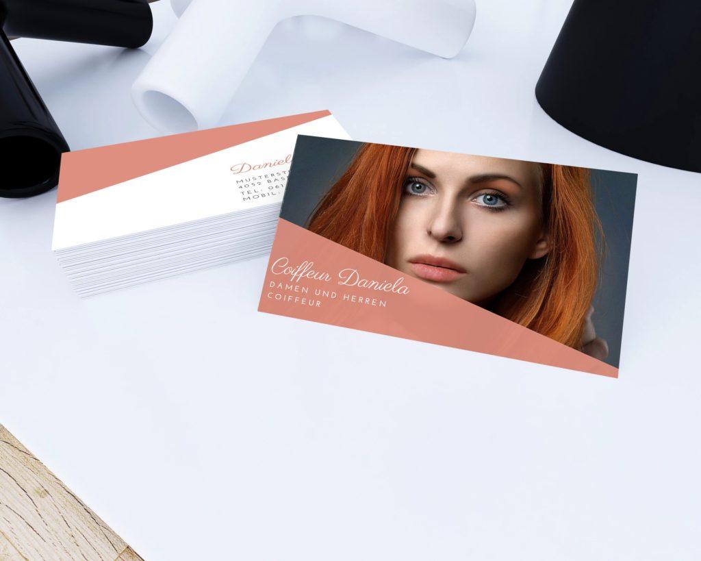 Visitenkarten Design Digiboost24